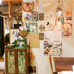 森林食堂 - 可愛いでいっぱい