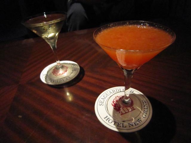 バー・シーガーディアン Ⅱ - バンブー 1,100円(税別)左/ヨコハマ 1,100円(税別)右