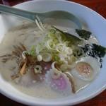 べにばな - 料理写真:マヨネーズラーメン 720円