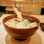 京うどん 生蕎麦 岡北 - 料理写真:海老ぴょん