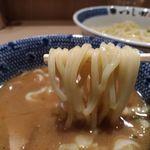 76853752 - 濃厚つけ麺 ¥850