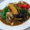 カレーハウス ゴリラ亭 - 料理写真:野菜カレー