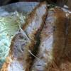 かま屋 - 料理写真:特大ロース(右)、特大ヒレ