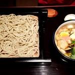 蕎肆 穂乃香 - 北斎せいろ:1,080円