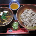 76859148 - 炙り鴨のつけ麺