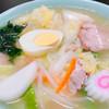 長寿庵 - 料理写真:ほぼ正統派の五目中華 (800円)