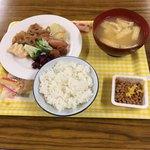 大館ぽかぽか温泉ホテル - 料理写真: