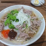 ベトナムフード - 牛肉のフォー