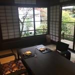 京都幽玄 - 部屋からの眺め