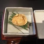 京都幽玄 - せこ蟹、雲子、カチョカヴァロ、グラタン仕立て