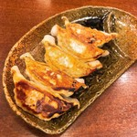 麺場 田所商店 - 餃子 300円