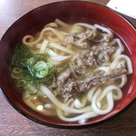 小麦冶 - 料理写真:肉うどん=313円  税込