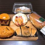 マンタアパリ - 料理写真:今回買ったパン達です。