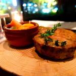 フォレストキッチン ウィズ アウトドア リビング - 焼きパテドカンパーニュ