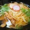 ラーメン麺家 - 料理写真:醬油ラーメン