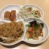 アロイディッシュ - 料理写真:料理3品とパッタイ