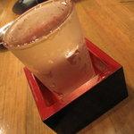 元祖高架下ホルモン コプちゃん - 福光屋さんの純米吟醸