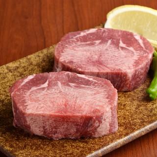 ★ヤキニクルース名物は「厚切り牛タン」です♪