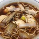 76871698 - 広島産牡蠣南蛮蕎麦