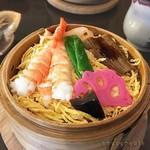 Uwoharu - 冬季限定 蒸し寿司