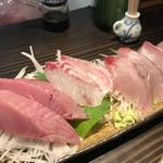 オ バロン ルージュ - しっかりボリュームのある目利き板さんの魚(2017.11.23)