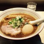 76874234 - 味玉醤油ラーメン 900円
