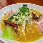 竹末東京Premium - 料理写真:鶏そば 850円