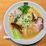 竹末東京Premium - 鶏そば 850円