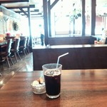 76876469 - ライスドリンクセットのドリンク(アイスコーヒー)