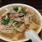 喜よし食堂 - 料理写真:ちゃんぽん