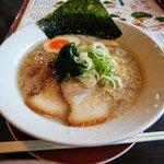 76877923 - 背脂醤油拉麺