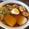 中條屋 - 料理写真:中華そば