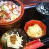 竹葉寿司 - 料理写真:ばらちらし1,300円大盛100円