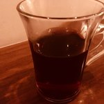 バルンバルン - ドリンク写真:ホットワイン(シナモンを入れるか入れないか聞いてもらったので、シナモン入りをお願い)