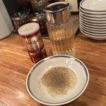 昇龍 PART2 - 昇龍PART2(東京都台東区上野)酢と胡椒で食べても旨い!
