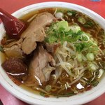 中華料理てんぐラーメン - こいくち 大盛り