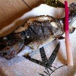 橋本屋 - 岩魚の塩焼き