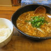 ゆうすけ - 料理写真:カレーとじうどんセット