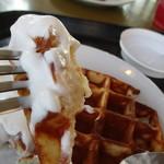 スターバックス・コーヒー - 料理写真:ホイップクリーム甘くなくて完食
