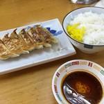 第一旭 - 餃子とご飯