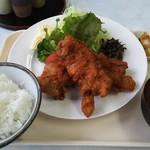 十三や - 料理写真:ジャンボから揚げ定食