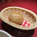 76883679 - ランチのパン、食感が素晴らしい♪