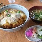 76884006 - キムラヤ ヒレカツ丼