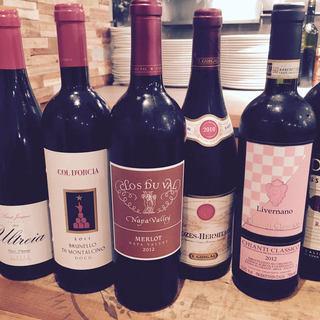 2人のソムリエによるワインと料理のペアリング