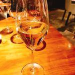 TENOHA&STYLE RESTAURANT - 乾杯のスパークリングワイン