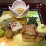アピカルイン京都 - 前菜