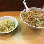 錦竜 - 錦龍メン(つけ麺)