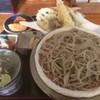 信太の里 - 料理写真:天せいろ(1300円税別)