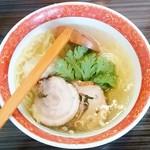 厚木本丸亭 - 厚木本丸亭@厚木 本丸塩らー麺(850円)