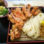 源平うどん - 料理写真:
